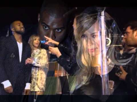 KIM KARDASHIAN AND KANYE WEST : Wedding Date Revealed (3.14)