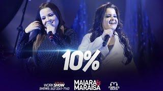 10% (Ao Vivo em Goiânia)