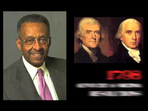 Walter E Williams - ObamaCare Nullification