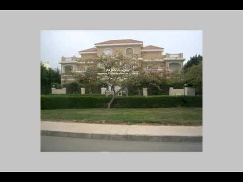Amazing   Villa For Rent  In Mina Garden City   6th of October