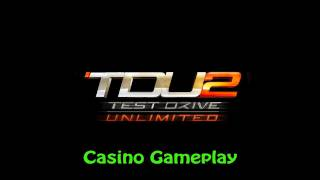 Test Drive Unlimited 2 PS3 Casino Gameplay