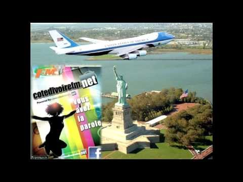 AIR FORCE ONE - ACT 2 / Cote D'Ivoire FM. (cover)