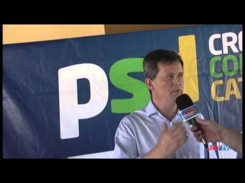 Encontro PSD -  Entrevista com o deputado Estadual, Jean Kuhlmann