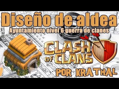 Aldea De Guerra Th9 4 Morteros Diseo De Aldeas Clash Of Clans