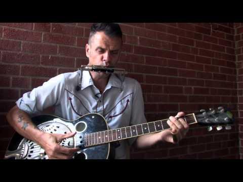 Happy Birthday Baby – Tom Walbank aka The Harmonica Guru
