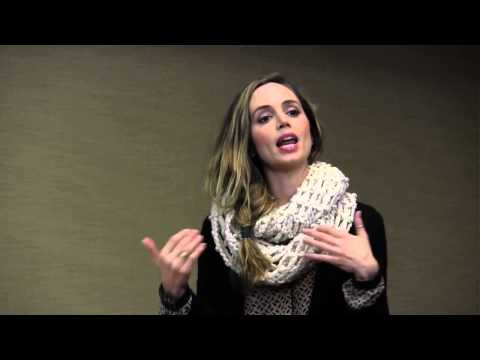 Eliza Dushku Boston Super MegaFest 2013 Q&A