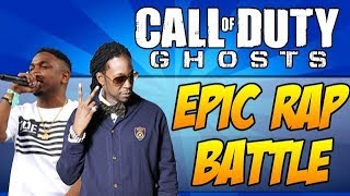 EPIC RAP BATTLE ON COD GHOSTS!