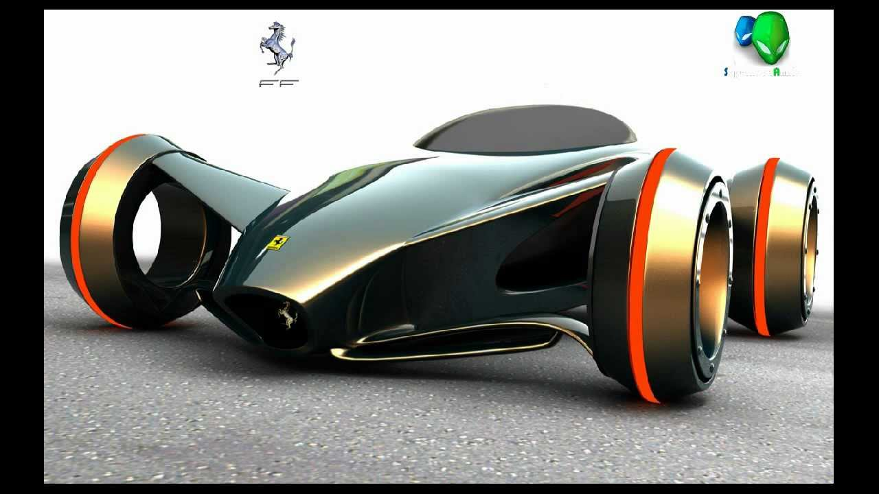 Top 20 Future Cars 2012 2030 Youtube