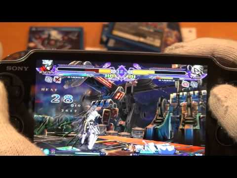 PS VITA - Unboxing and review of BlazBlue plus PS Vita info, PS VITA PS VITA PS VITA Yeah! Another unboxing of PS VITA game with some amazing graphics. The fun and exciting BLAZBLUE has a lot to offer. Be sure to check...