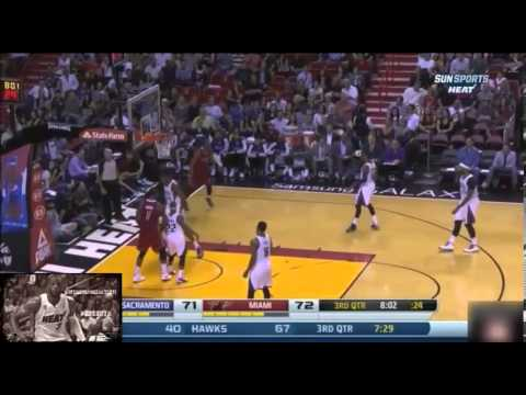Dwyane Wade (Best plays MIX 2014)