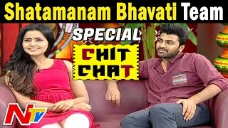 Shatamanam Bhavati Movie Team Chit Chat
