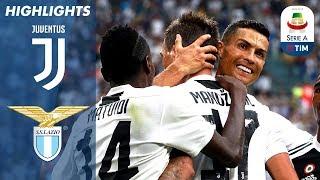 Juventus 2-0 Lazio   Ronaldo Assist in Juventus Win   Serie A