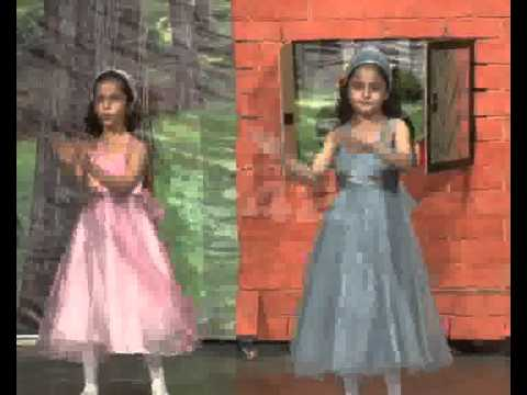 Beaconhouse School Johar Town Junior Branch KG Class Students Drama Presents Pkg By Zain Madni City4
