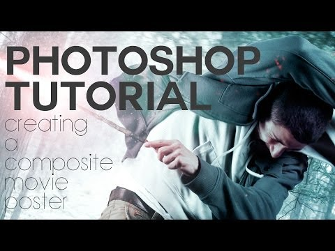 Creating a Composite Movie Poster: Photoshop Tutorial