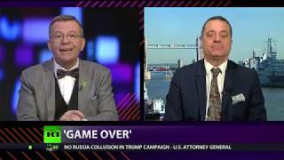 CrossTalk on Russiagate: 'GAME OVER'