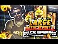 HUGE LARGE QUICKSELLS PACK OPENING 200K COINS Madden Mobile 18 Gameplay