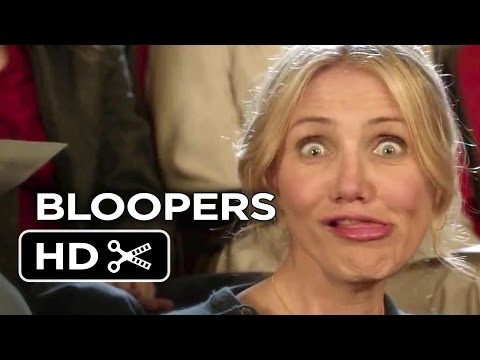 Sex Tape Bloopers (2014) - Cameron Diaz, Jason Segal Movie HD
