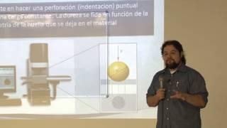 Prop. físicas de los biomateriales y su aplicación en la odontología. Yesid Montoya G.