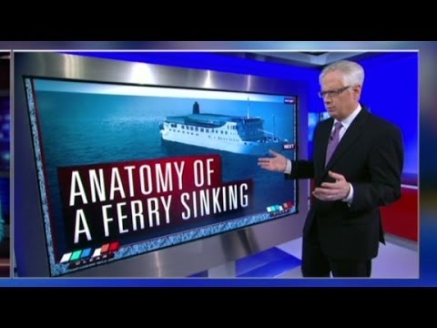 Could air pockets save students on ferry?