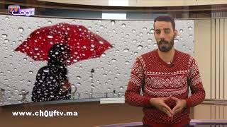 بالفيديو..أمطار قوية و تساقط البرد في هذه المناطق | خبر اليوم