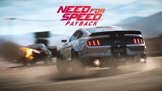 Need for Speed Payback - Játékmenet Trailer