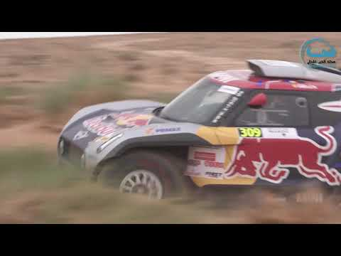رالي المغرب 2018: المرحلة الثانية (أرفود - أرفود)