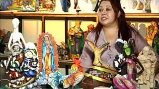 Esculturas en Cerámica, Porcelana y Arcilla