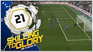 FIFA 14 - Skilling to Glory S2 ''Incredible Save'' Episode 21