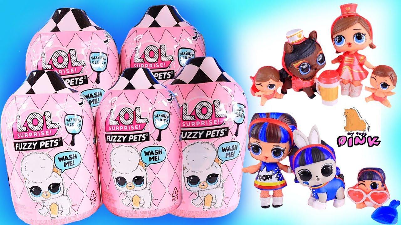 Раскраски LOL и чёрно-белые картинки с куклами ЛОЛ