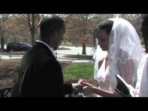 DeAngelo and Teah - Surprise Proposal & Surprise Wedding in HD