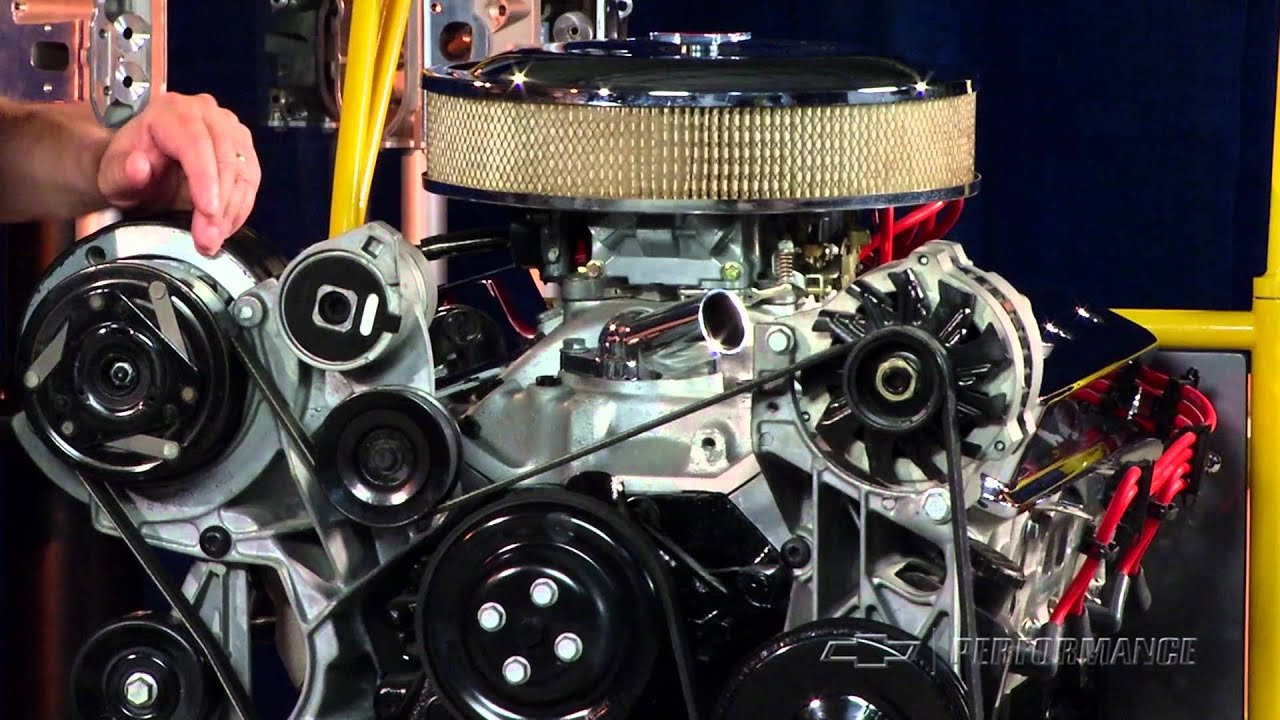 Chevy 400 Small Block Crate Engine For Autos
