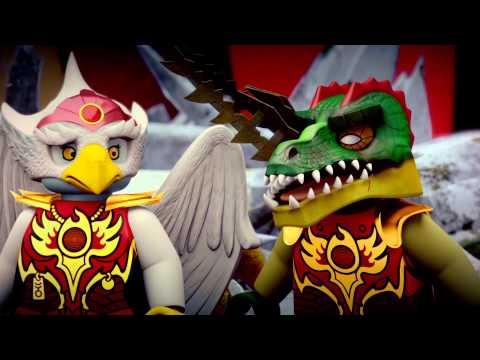 LEGO Chima - epizoda 39 - Jiskra naděje