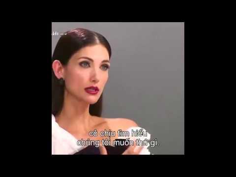 Cận cảnh Mai Ngô   thí sinh  dữ  nhất của VN trên truyền hình châu Á