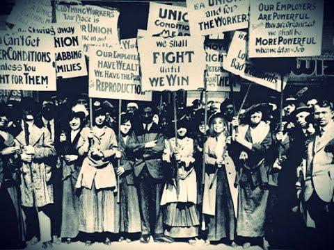 مفاصل تاريخية في يوم المرأة