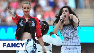 "Iggy Azalea feat. Charli XCX Performs ""Fancy"""