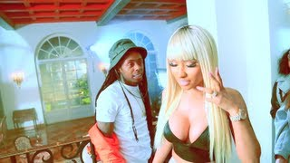 Lil' Wayne w/ Nicki Minaj hours before his seizures | High School Video 'Behind the Scenes'