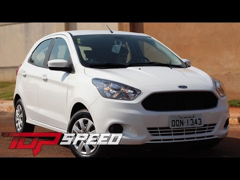 Avaliação Novo Ford Ka 1.0 SE Plus 2015 (Canal Top Speed)