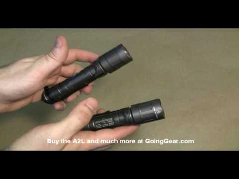 Surefire A2L Aviator LED Flashlight Review