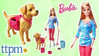 Barbie Potty Trainin' Taffy From Mattel