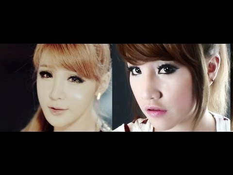 K-Pop 2NE1 Park Bom (박봄) Inspired Make-Up Tutorial, My favorite K-Pop girl group has always been 2NE1 since I first came to Korea 5 years ago. Not only their songs are unique, their make-up styles are unique t...