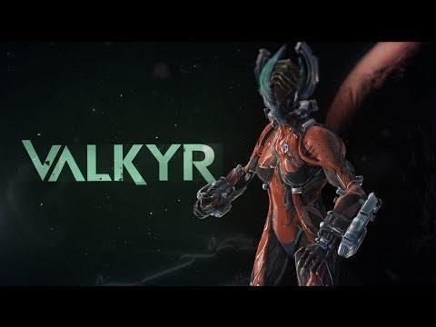 Warframe Profile - Valkyr, Warframe Profile - Valkyr
