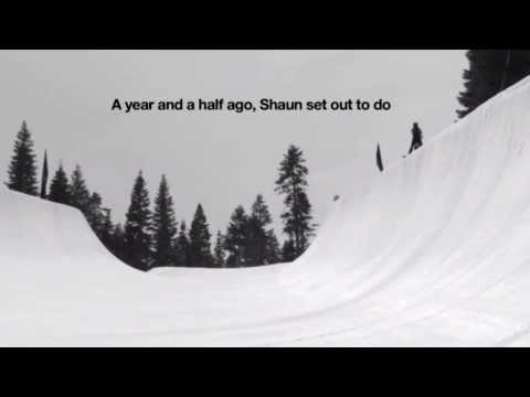 Shaun White Big Crash : Triple cork in halfpipe (EXCLUSIVE : Road to Sotchi)