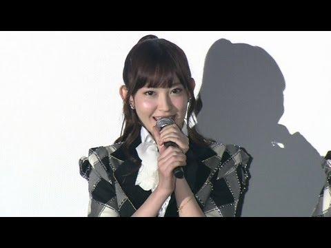 映画「DOCUMENTARY of AKB48」大ヒット御礼舞台挨拶/AKB48[公式]