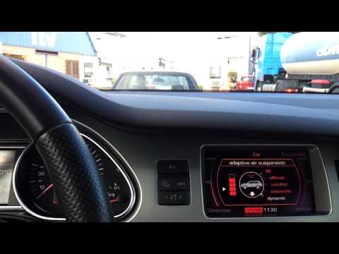 Audi Q7 Suspension neumatica