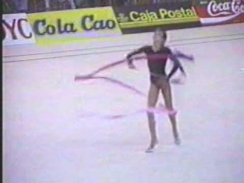 Pilar Rodrigo Cinta 1990