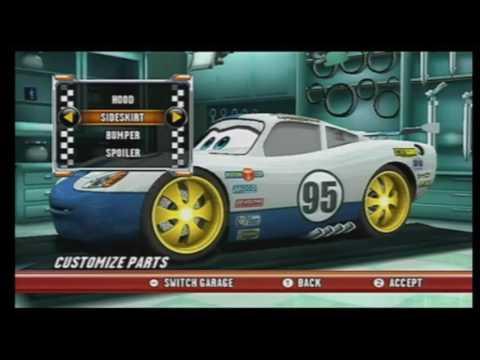 Cars Race O Rama All Paint Jobs