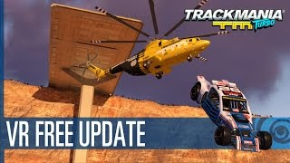 Trackmania Turbo - VR Update