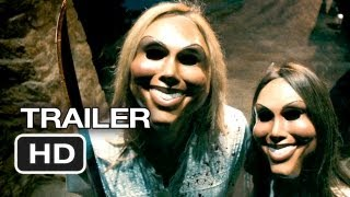 The Purge Official Trailer #1 (2013) Ethan Hawke, Lena