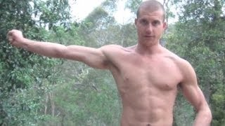Fix Winging Scapula Flag Press Tutorial Serratus