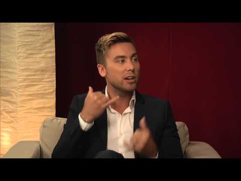 Interview with Lance Bass -- Just Seen It
